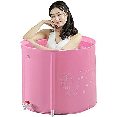 Vasca botte/ adulto pieghevole canna da bagno/Botti di plastica bagno termale/Vasca-A