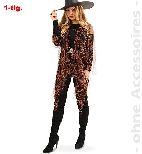 der, 1-tlg. , Größe Uni (Spider Kostüme Für Frauen)
