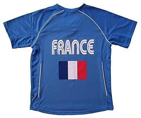 Maillot Basket France - PATOUTATIS - t-shirt supporter équipe de France