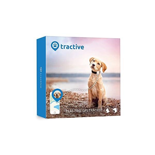 Tractive GPS Pet Tracker 1