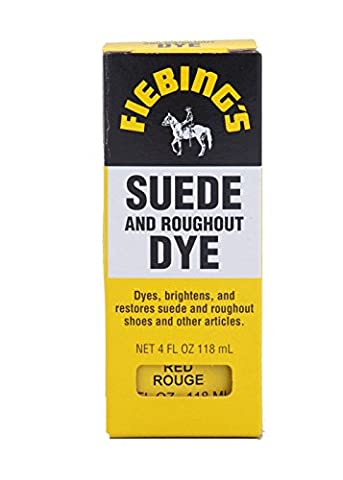 Fiebings Suede & Nubuck Shoe Boot Dye For All Colours