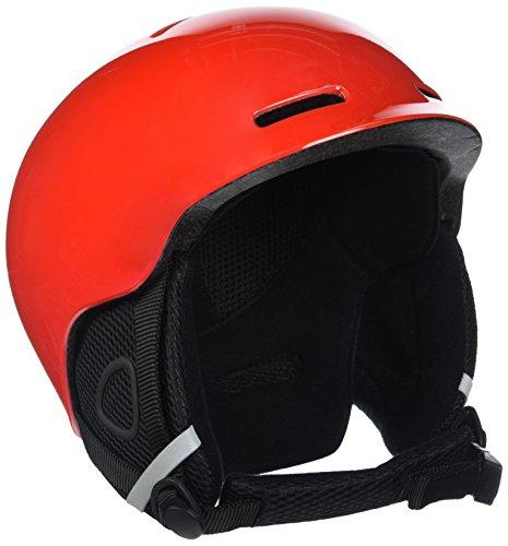 Dainese B-Rocks Jr - Casco de esquí, color rojo, talla Talla JXXS
