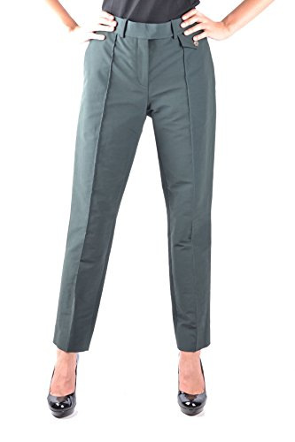 celine-pantaloni-donna-mcbi067006o-cotone-verde