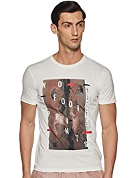 751041d4e Beige Men's T-Shirts: Buy Beige Men's T-Shirts online at best prices ...