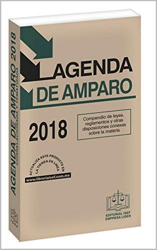 AGENDA DE AMPARO EPUB 2018 eBook: Ediciones Fiscales ISEF: Amazon ...