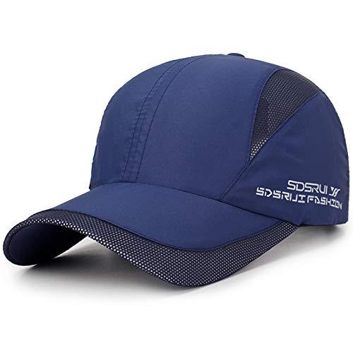 hat-maihef Sombreros de Secado rápido, Hombres y Mujeres, Sombreros, Empalme, Malla, Gorra...