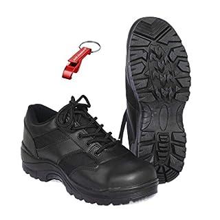 Security Swat SEC Tactical Halbschuhe + AOS-Outdoor® Schlüsselanhänger /43