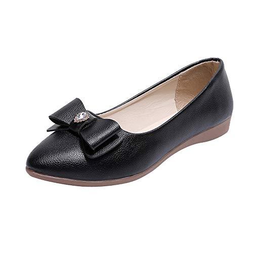 Sommer Schuhe -Day.LIN Espadrillas - Flache Stoffschuhe - Freizeitschuhe für Damen