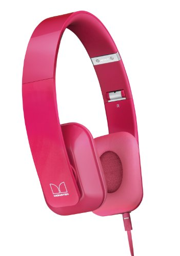 Nokia WH-930 Stereo HD, 3,5 mm, Rosa