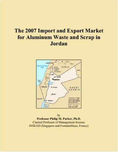 The 2007 Import and Export Market for Aluminum Waste and Scrap in Jordan