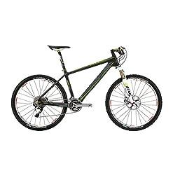 Shockblaze BK13SB1402 Krs Team Mountain Bike, Nero