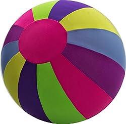 8 BRIGHTS Beach Ball - Multi Color