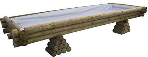 Potager bois Jardinou maxi 4m