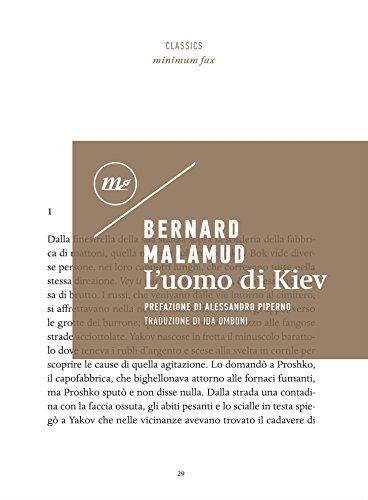 L'uomo di Kiev (Italian Edition)