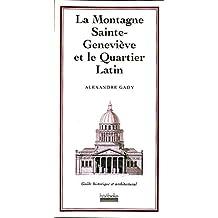 Montagne Sainte-Geneviève, quartier latin