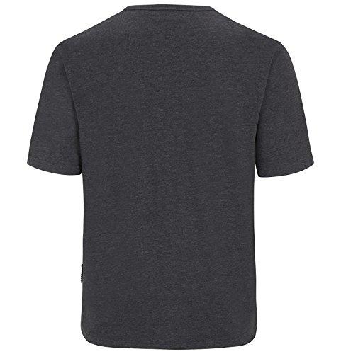 JAN VANDERSTORM Herren T-Shirt MORTEN in Übergröße bis 6XL - NEU - Grau