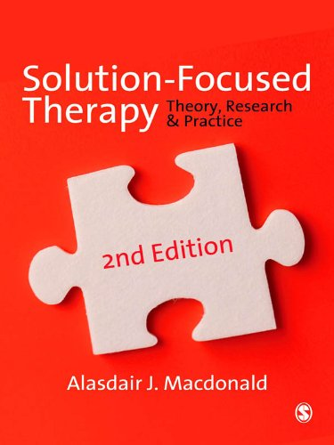 Solution-Focused Therapy: Theory, Research & Practice (English Edition)