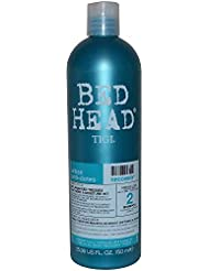 BED HEAD by TIGI Urban Antidotes Recovery Moisturising Shampoo for Dry, Damaged Hair 750 ml