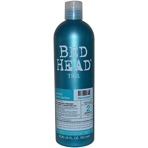 BedHead - Urban Anti-dotes 2 - Champú para cabello seco o dañado - 750 ml