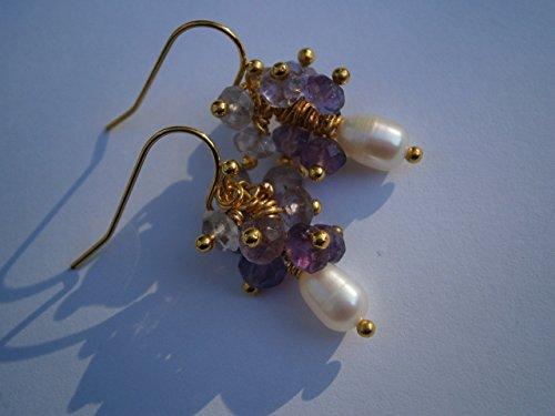 perlen-ohrringe-mit-amethyst-lila-farbverlauf-traube-ombre-handmade-vergoldet-im-geschenk-etui-gebur