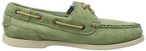 Green G2 bateau Green femme Chaussures Heather Chatham ZqRH00