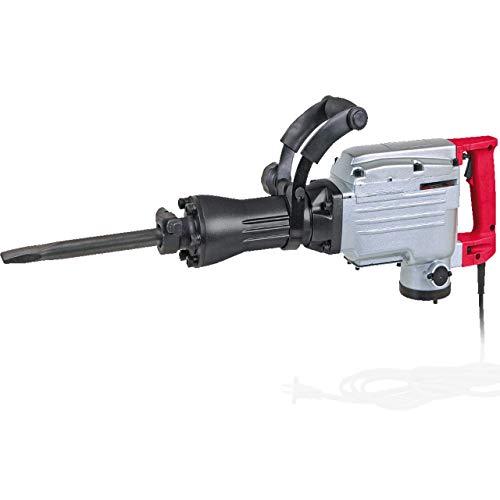WALTER Werkzeuge 620200 Stemm- und Abbruchhammer 1700W Rot-Schwarz