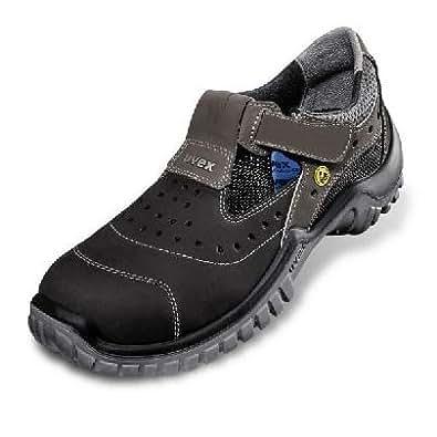uvex sicherheitsschuhe motion sandale 6993 s1 44 schuhe handtaschen. Black Bedroom Furniture Sets. Home Design Ideas