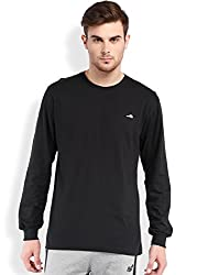 2go Active Gear USA Full Sleeve T-Shirt (EC-TS-04BlackXL)