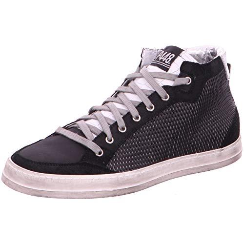 P448 Herren Sneaker Love schwarz 341752