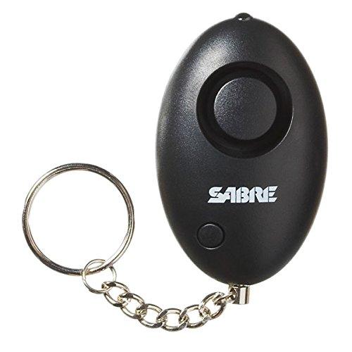 Mini, Persönlicher Alarm mit LED Licht (Sabre Led-licht)