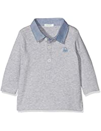 United Colors of Benetton Baby-Jungen Poloshirt L/S Polo Shirt