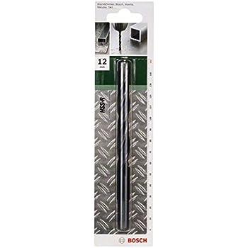 noir plastique 22/mm forgeron r/éduite avec foret HSS pour aluminium Forge Foret Maso 12 non ferreux ect acier bois