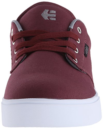 Etnies Herren Jameson 2 Eco Skateboardschuhe Rot (RED/GREY/BLACK / 607)