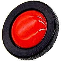 """xluckx 1/4""""-20 Tornillo de aleación de Aluminio Redondo de liberación rápida Placa de Repuesto Accesorios de cámara para trípodes de acción compactos Manfrotto"""