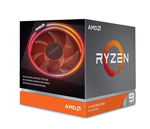 AMD Ryzen 9 3900X - Procesador con ventilador Wraith Prism