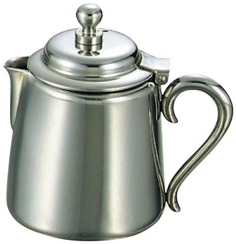 UK 18-8 M type milk pot for five 160cc (japan import)