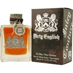 DIRTY ENGLISH by Juicy Couture Eau de Toilette 100ml