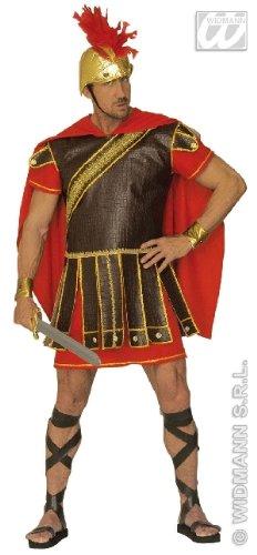 Widmann 44742-Kostüm Centurio römischer, mehrfarbig, M (Griechenland Kostüm Mädchen)