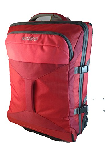 american-tourister-road-quest-bolsa-de-viaje-con-ruedas-40-litros-rojo-solido-red-s-55cm-40l