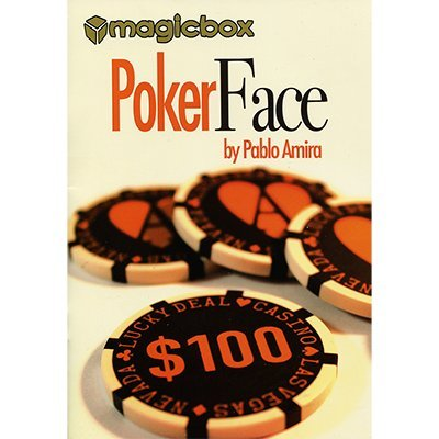 Preisvergleich Produktbild Poker Face by Pablo Amira - Trick
