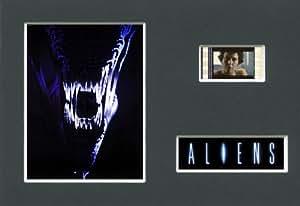 Film Cells Direct Affiche murale avec morceau de pellicule du film Aliens original 35mm