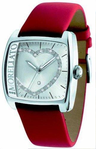 Morellato s020n008 - orologio da polso donna, acciaio inox, colore: oro
