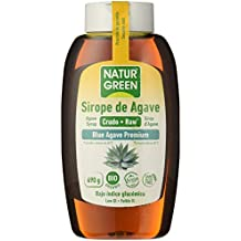 NATURGREEN - SIROPE AGAVE CRUDO 500ml NATURGREEN