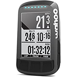 Wahoo Fitness Elemnt Bolt GPS - Ciclocomputadores inalámbricos - Negro 2018