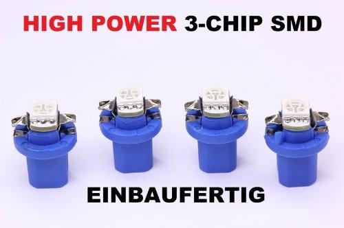 4-led-blu-ad-elevata-potenza-smd-led-per-illuminazione-contachilometri-per-opel-zafira-a-corsa-c-tig