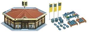Faller - Edificio de Negocios y oficinas de modelismo ferroviario N Escala 1:160