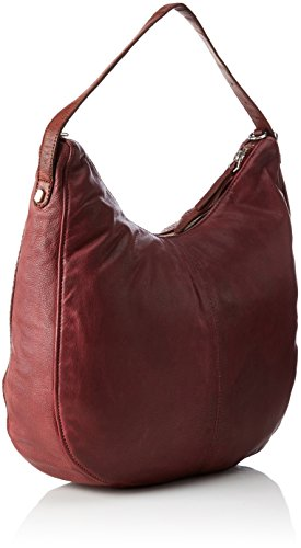 Liebeskind Berlin - Chatsworth City, Borse Tote Donna Rosso (Gang Wine)