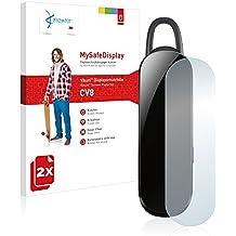 2x Vikuiti MySafeDisplay protector de pantalla CV8 de 3M para Huawei TalkBand B1