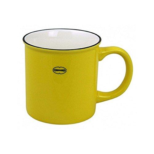 Cabanaz Thé/tasse à café, jaune soleil – 1201444