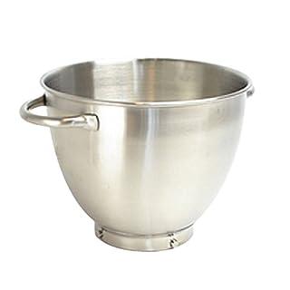 Ersatzrührschüssel Edelstahl für Küchenmaschine Domo DO9072KR